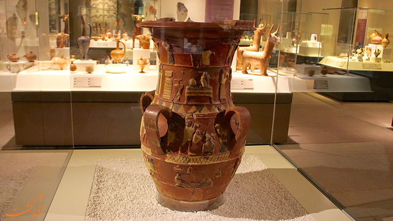 موزه تمدن آناتولی آنکارا