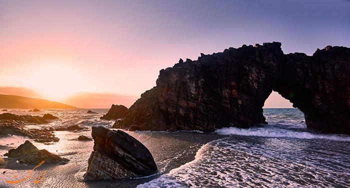 صخره های Pedra Furada