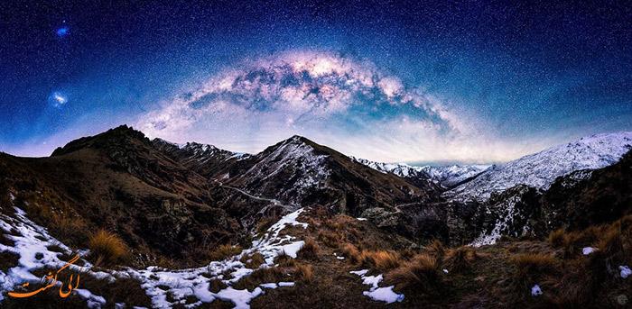 آسمان کویینز تاون