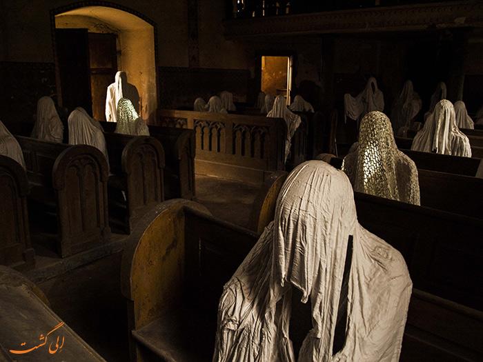 کلیسای ارواح چک