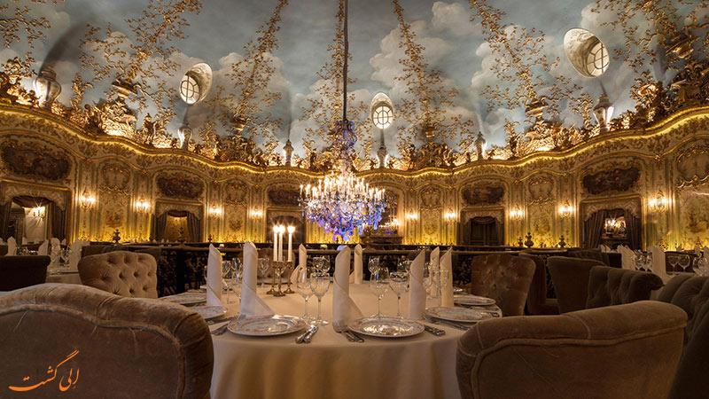 رستوران Turandot