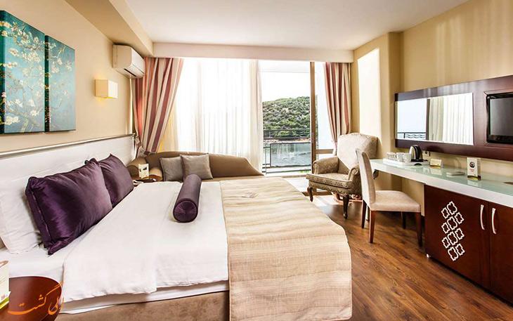 هتل توسان بیچ ریزورت