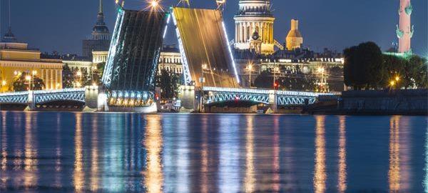 دیدنی ترین پل های سنت پترزبورگ
