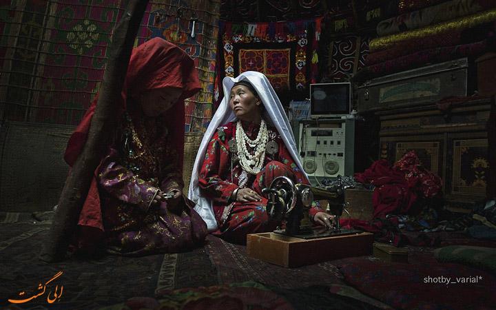 عشایر افغان