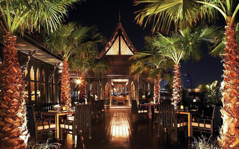 رستوران تایلندی هتل