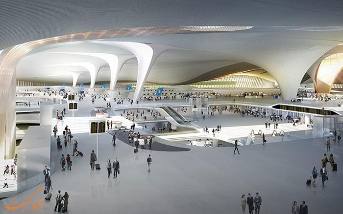 فرودگاه بین المللی در پکن