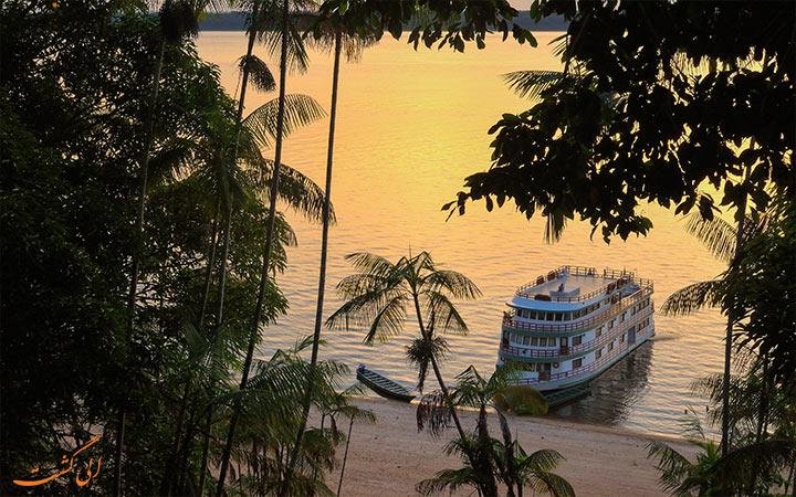 حمل و نقل با قایق