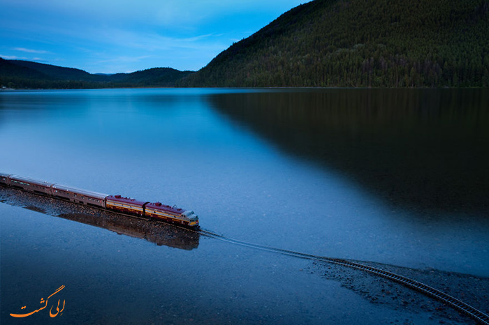 قطار آبی کانادا
