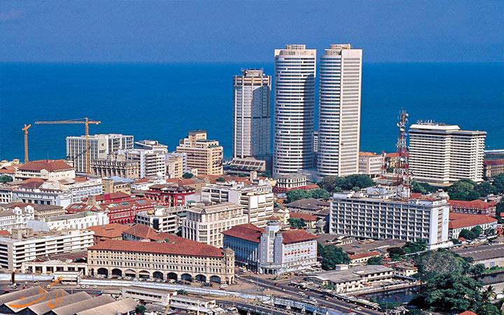 پایتخت سریلانکا