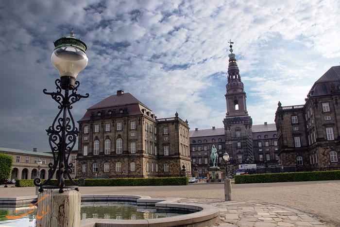 کاخ کریستینسبرگ