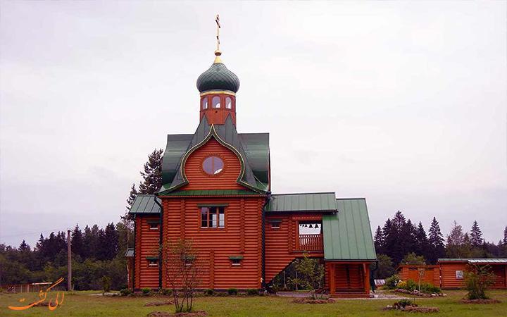 کلیساهای روسیه