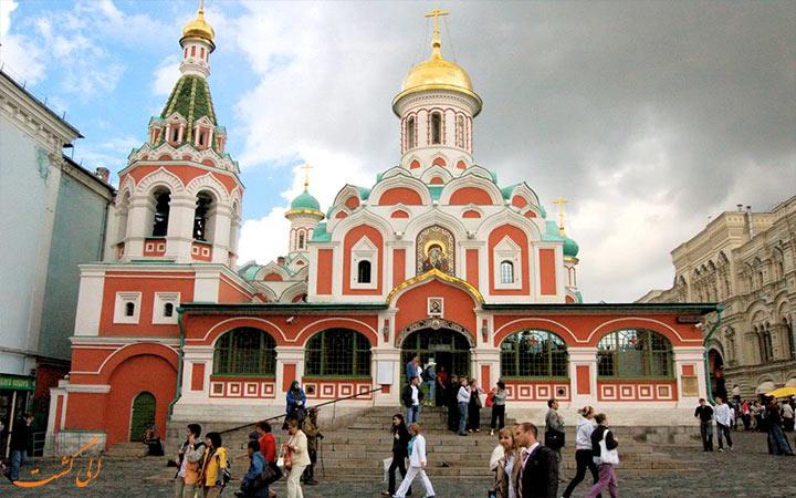 کلیسای مسکو