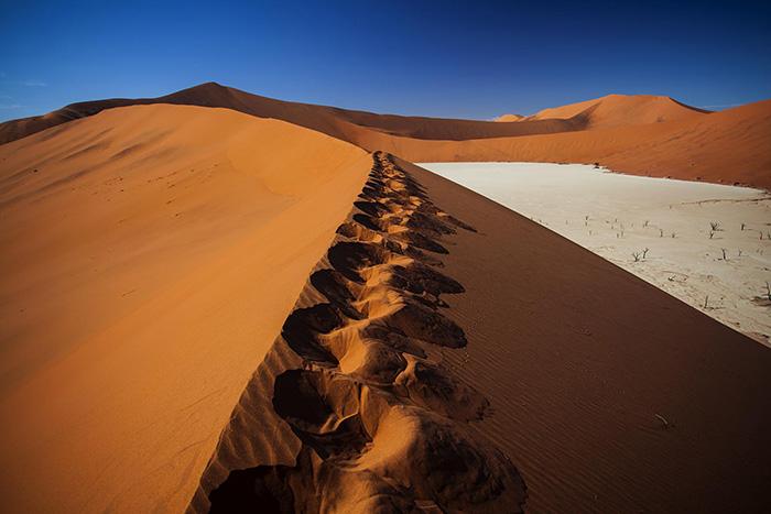 Deadvlei در نامیبیا
