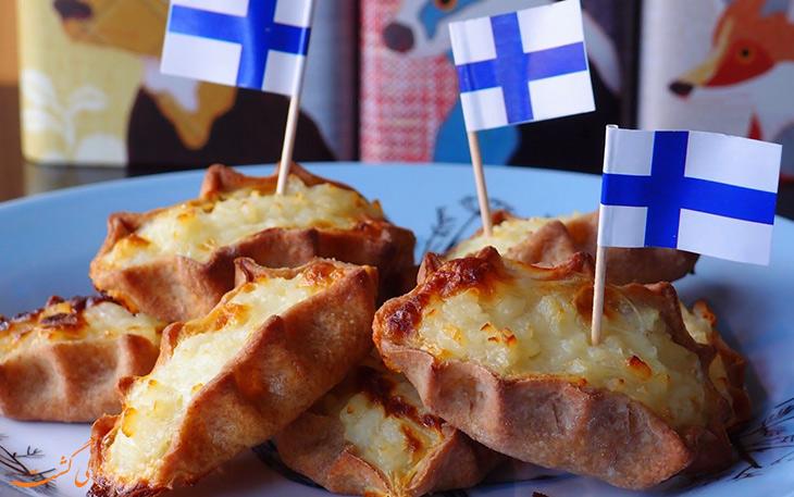 هزینه خورد و خوراک در فنلاند