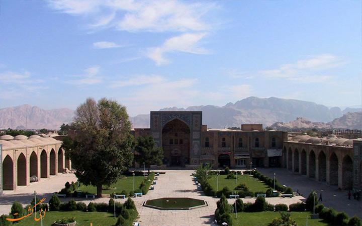 مجموعه گنجعلیخان-راهنمای سفر به کرمان
