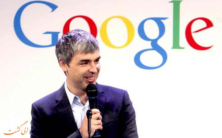 بنیانگذار گوگل