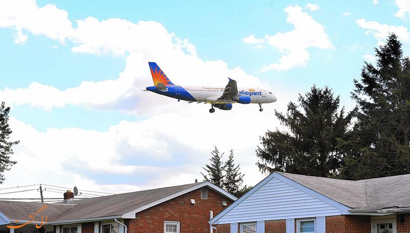 ارتباط صدای هواپیما و فشار خون