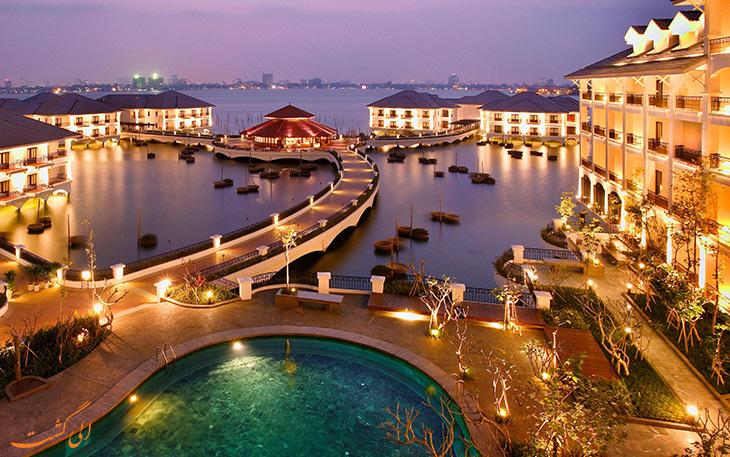 هزینه اقامت در هانوی