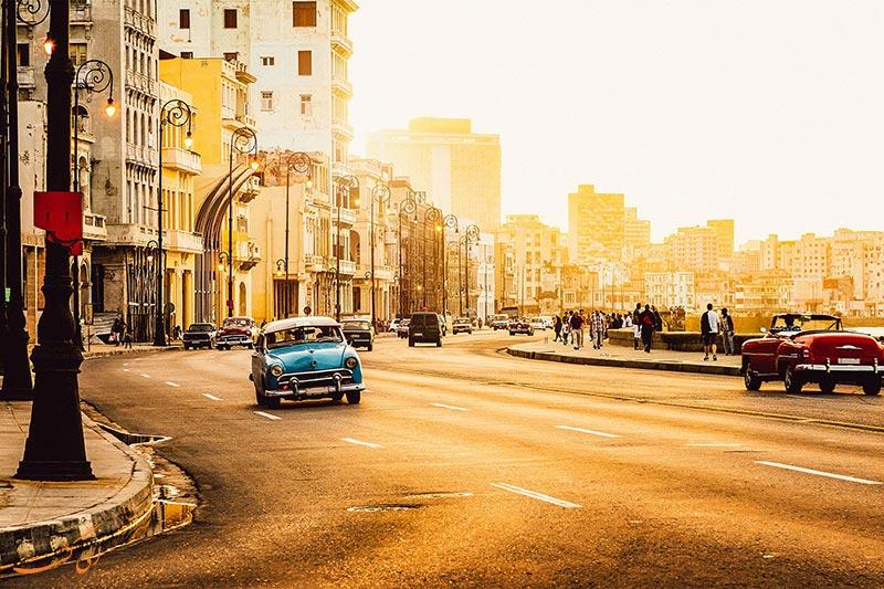 ماشین های کوبا