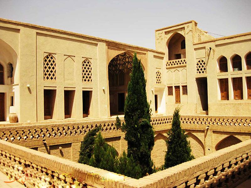 خانه های تاریخی کرمان