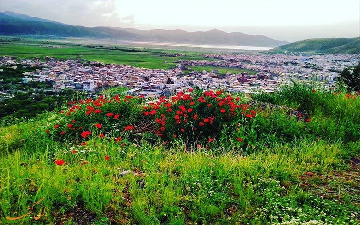 چشم اندازهای کردستان