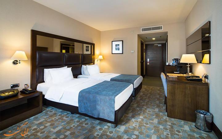 اتاق هتل میدتاون استانبول