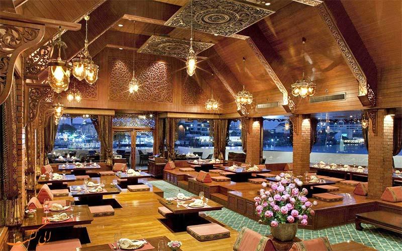 رستوران بانکوک