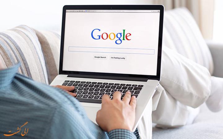 جستجوی مشاغل گوگل