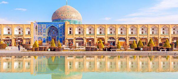 مسجد شیخ فضل الله اصفهان