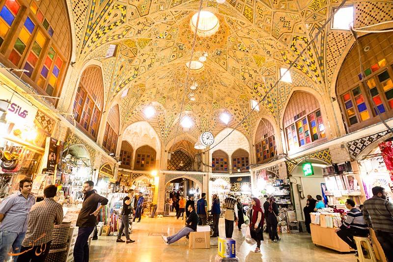 بازار نوسازی شده تهران