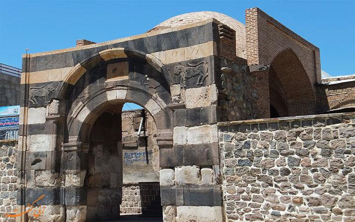 دروازه تاریخی خوی