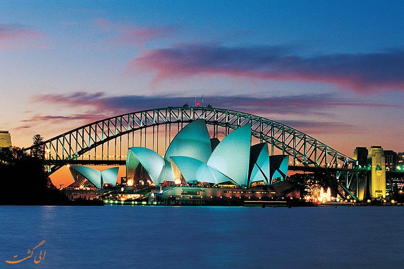 سفر به استرالیا-بزرگترین کشورهای جهان