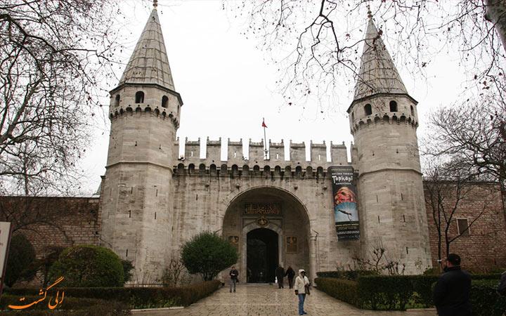 موزه کاخ توپکاپی