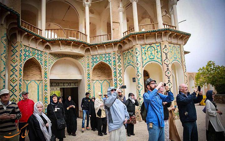 گردشگران ایران