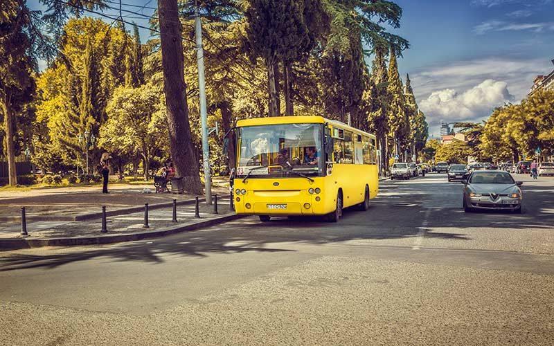 حمل و نقل در تفلیس