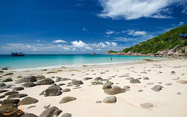 ساحل اولئوک، کوه تائو