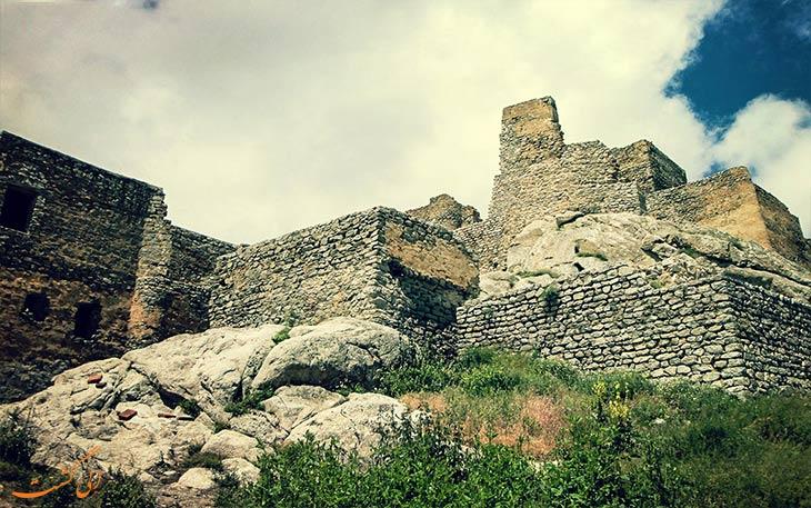 قلعه مستحکم بابک