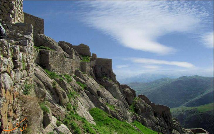 قلعه تاریخی بابک