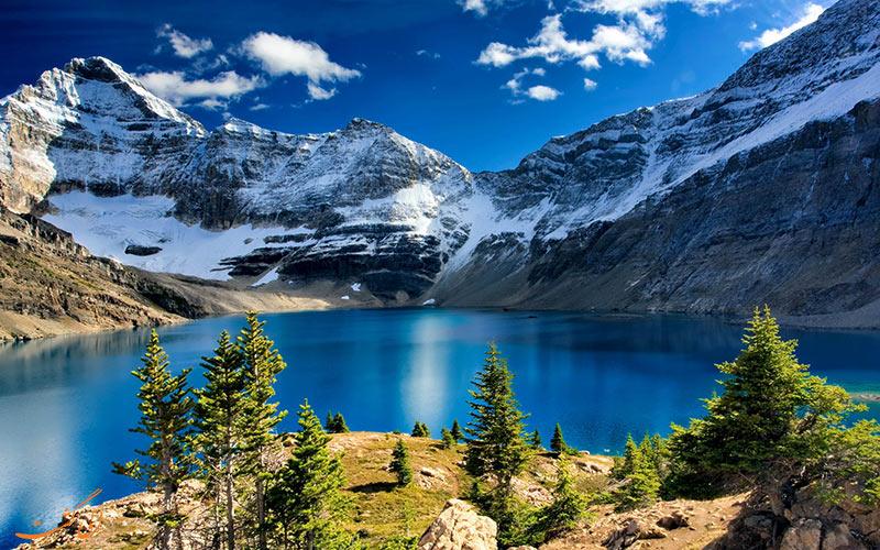 پارک ملی یوهو کانادا
