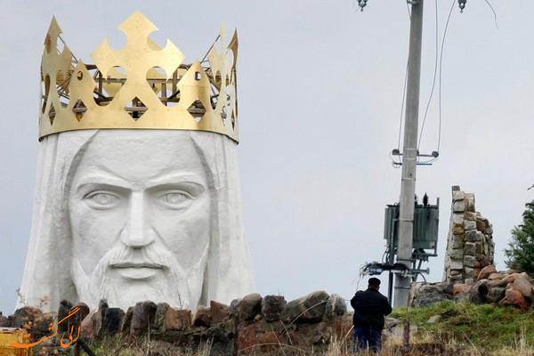 بنای تاریخی مسیح پادشاه
