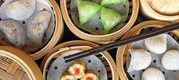 غذاهای خوشمزه هنگ کنگ | دیم سام