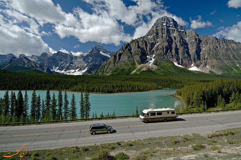 کوه های راکی کانادا
