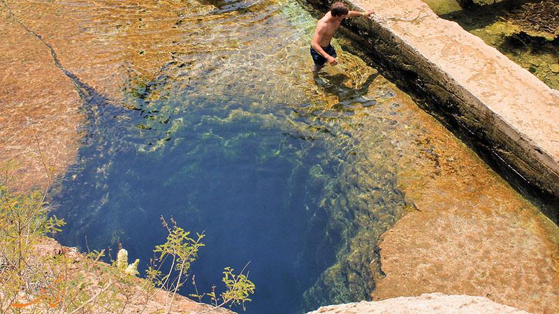 چاه یعقوب در تگزاس