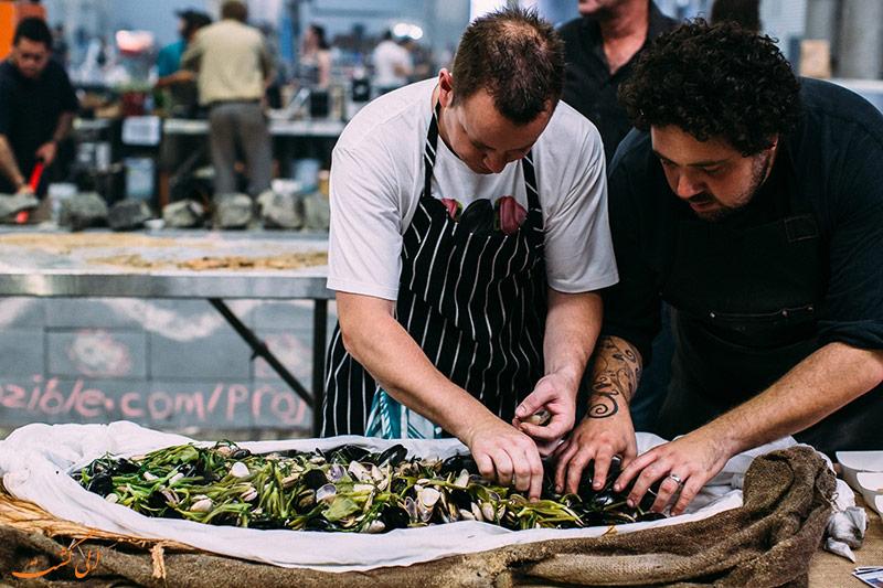 جشنواره غذای ملبورن، استرالیا