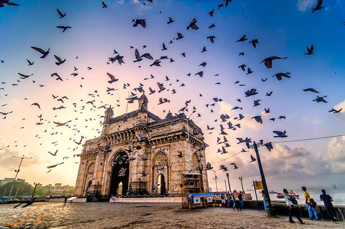 صبح های مومبای