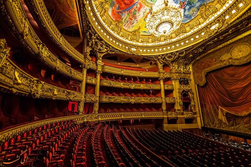 تالار اپرای گارنیه