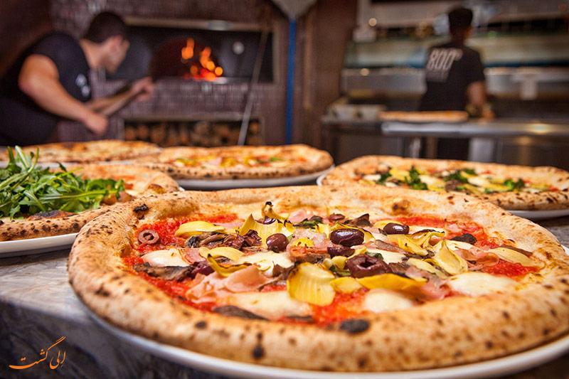 جشنواره پیتزا، ایتالیا