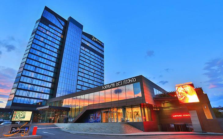 هتل رادیسون بلو