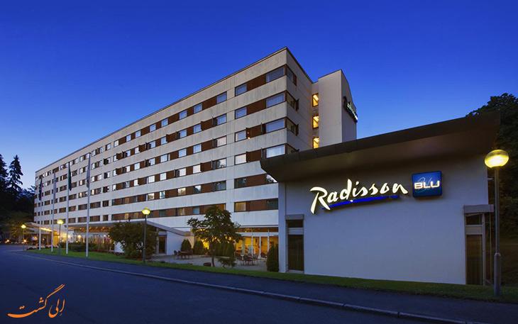 هتل 4 ستاره رادیسون