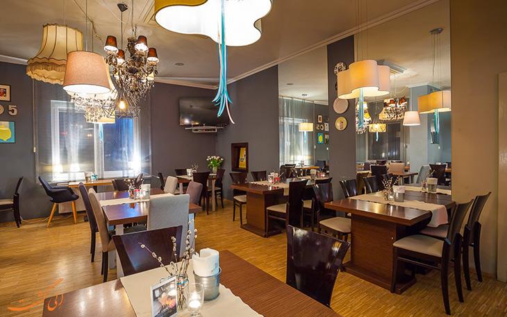 رستوران رزانا